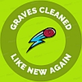 Cemetery Cleaners Logo