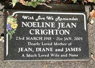 Granite cremation headstone